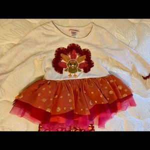 Thanksgiving Adorable Girls Outfit
